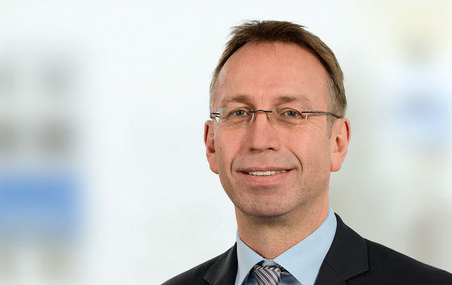 Portrait photo of Jochen Zaun - SAHM Managing Director