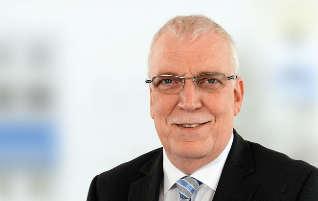 Portrait photo of Jörg Bamberg - SAHM Head of Project Management with Power of Attorney