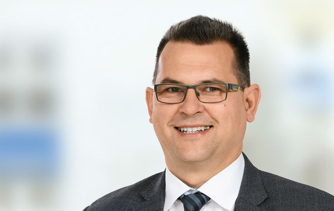 Portrait photo of Torsten von Koch - SAHM Sales Director with Power of Attorney
