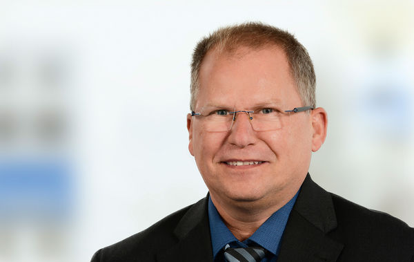 Portrait photo of Mr. Olaf Woitzel - SAHM Sales Engineer