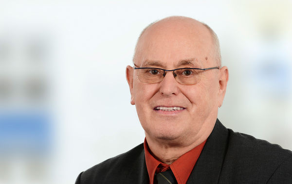 Portrait photo of Mr. Norbert Hinderer - SAHM Service Inhouse Manager