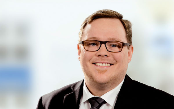 Portrait photo of Mr. Theo Braun - SAHM Area Sales Manager