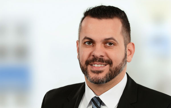 Portrait photo of Mr. Michael Steinfeld-Mayer - SAHM Service Manager