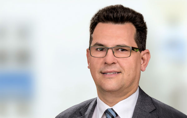 Portrait photo of Mr. Torsten von Koch - SAHM Sales Director