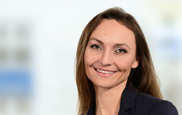 Portrait photo of Mrs. Bena Manasieva - SAHM Business Development Manager